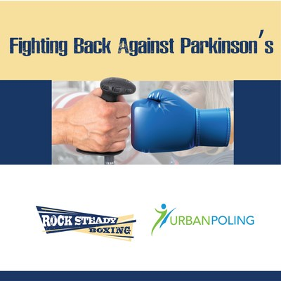 Rock Steady Boxing and Urban Poling Team Up to Fight Parkinson's Disease
