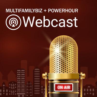 MultifamilyBiz + PowerHour Webcast Series Receives Gold Communicator Award for Industry-Focused Podcast