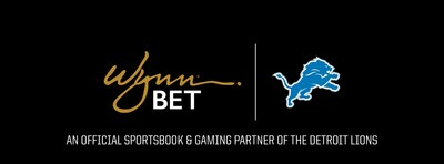 WynnBET Designated As Official Sportsbook & Gaming Partner Of The Detroit Lions In Multi-Year Partnership Agreement