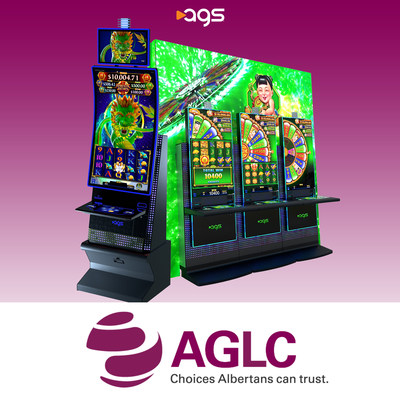 AGLC Is The First Casino Gaming Customer In Canada To Launch Starwall® x Orion™ And Orion Curve Cabinets