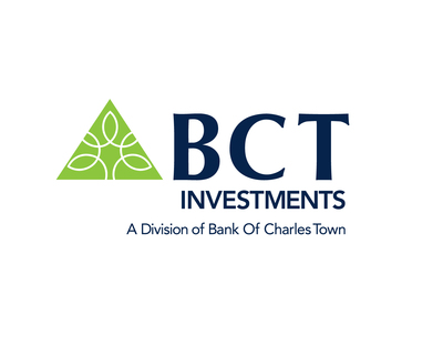 BCT Investments, a Division of Bank of Charles Town, Expands with New Team of Experienced Wealth Managers