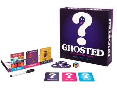 Big G Creative Takes A Spooky Turn With New 'GHOSTED' Mystery Game