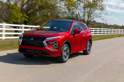 Redesigned 2022 Mitsubishi Eclipse Cross Achieves 5-Star Overall Safety Rating In NHTSA Crash Testing