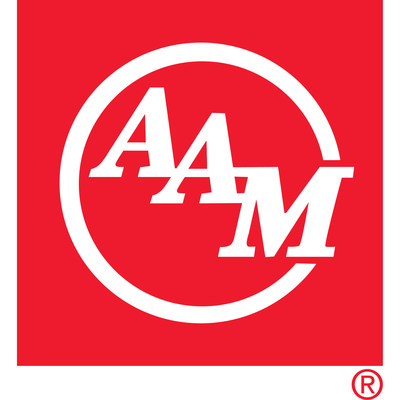 AAM Recognized by General Motors as Winner of Coveted Overdrive Award
