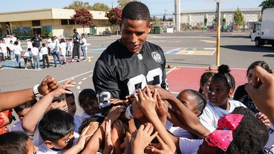 Las Vegas Raiders Tight End #83, Darren Waller To Hold Second Annual Beyond The Wall Gala In Las Vegas At All In Aviation