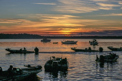 B.A.S.S. Officials Announce 2022 Schedule For Bassmaster Elite Series