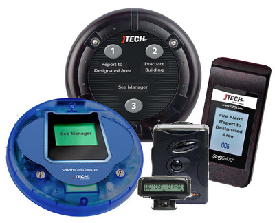 JTECH Pager Systems Provide Accessible Communication to Employees with Disabilities