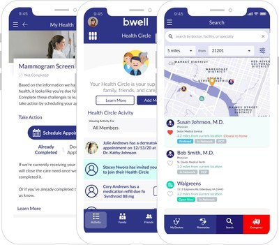 b.well Connected Health Secures $32 Million to Accelerate the Digital Transformation of Healthcare