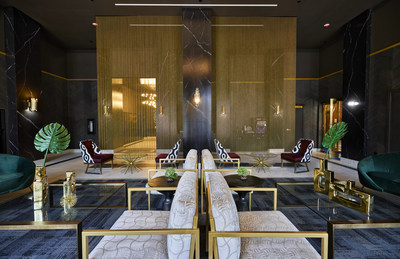 Lutz Real Estate And Northern Equities Announce Re-opening Of The Albert Kahn Building Introducing The Kahn Apartments