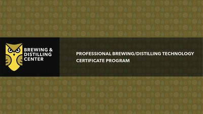 Brewing and Distilling Center Knoxville Opens Up Fall Course with August Sign- Up, Veterans Qualify for Educational Benefits