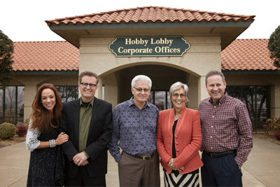 Hobby Lobby's Green Family Donates $20 Million to Highlands College
