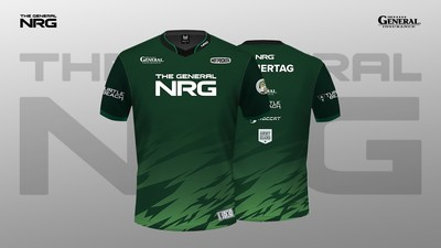 The Fans Have Spoken: The General NRG Rocket League Team to Debut New Jersey Design for Season XI