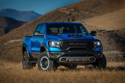Ram 1500 TRX Captures Official Winter Pickup Truck of New England Crown; Chrysler Pacifica and Jeep® Gladiator Earn Class Honors at NEMPA Winter Vehicle Driving Event