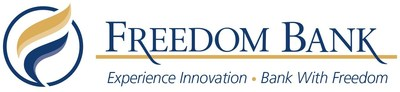 Freedom Bank Named a Top U.S. Commercial Bank