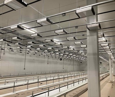 Futuristic Perpetual Harvest Cannabis Facility Chooses Programmable Spectrum LED from Revolution Micro for its $40M Facility