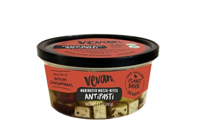 Vevan Expands Plant-Based Line With Marinated Cheeses