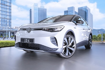 Hankook Tire to Equip Volkswagen's First All-Electric SUV, the ID.4, with Ventus S1 evo 3 ev Tires