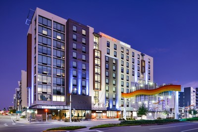 Noble Acquires the Hampton Inn and Home2Suites by Hilton Tampa Downtown | Channel District