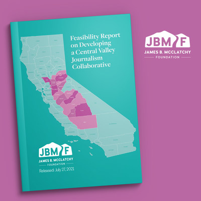 Saving Community News: New Study Released by the James B. McClatchy Foundation