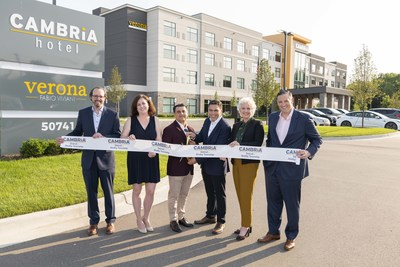 Cambria Hotels Makes Debut Outside Of Motor City