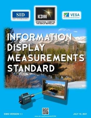 SID Unveils Information Display Measurements Standard Update