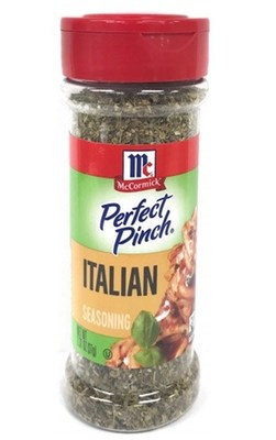 Voluntary Recall Notice of McCormick Italian Seasoning products and Frank's RedHot Buffalo Ranch Seasoning due to Possible Salmonella Risk