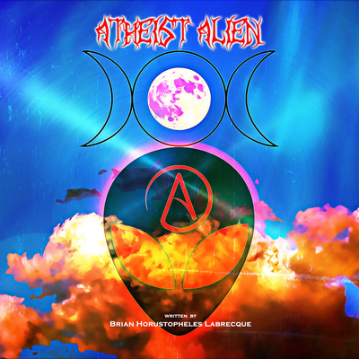 Laser Yoga Records Releases Atheist Alien, the World's First Doom Metal Spoken Word Poetry Album and World's First 12