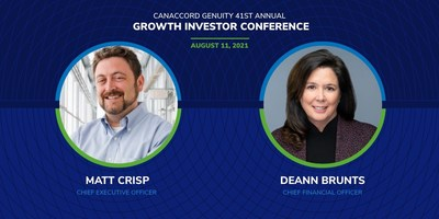 Benson Hill Executives to Attend Canaccord Genuity 41st Annual Growth Investor Conference