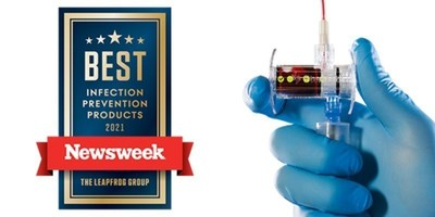 Newsweek in Partnership with The Leapfrog Group Awards Magnolia Medical's Steripath Platform as Category-Exclusive Best Infection Prevention Product of 2021