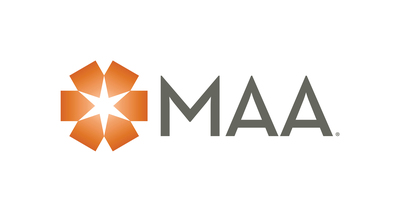 MAA Reports Second Quarter Results