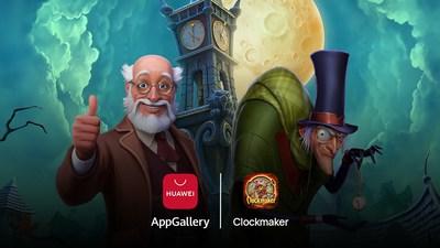 AppGallery se asocia con Belka Games para llevar la alegría del juego Clockmaker a los dispositivos Huawei
