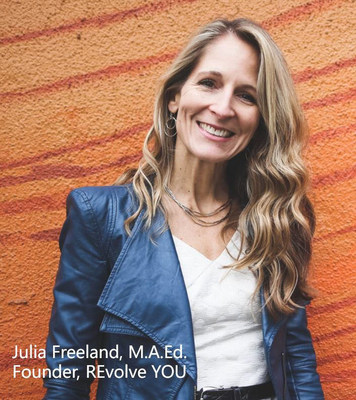 Take Your Shoes Off First: Julia Freeland's New Book is Helping Professionals Embrace Change as They Return to the Office