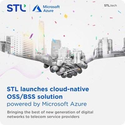 STL ofrece una solución OSS/BSS nativa en la nube impulsada por Microsoft Azure