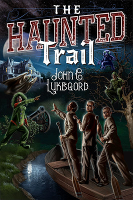 Collecting Magical Four-Leaf Clovers Can Be a Brutal Business - Author John Lukegord Announces Recent Spike in Sales for Three-Part Horror Series: 'The Haunted Trail'