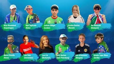 Conozca los ganadores de Gazprom Football for Friendship