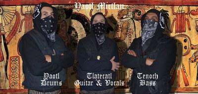Yaotl Mictlán quiere cautivarte con su Black Metal Prehispánico