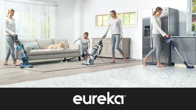 Eureka lidera la transformación de la experiencia de limpieza del hogar