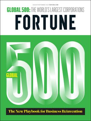 FORTUNE presenta su lista anual Fortune Global 500