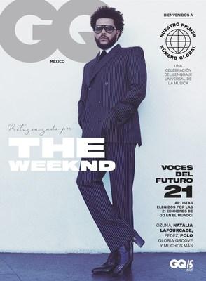 GQ presenta la edición global de septiembre, dedicada al lenguaje universal de la música y la moda; protagonizada por The Weeknd