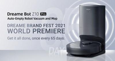 Dreame Technology lanza el robot aspirador inteligente que transforma la limpieza del hogar