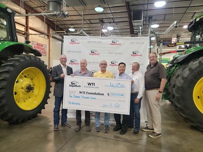 Wyoming Automotive and Diesel Trade School Receives $500K Donation to Fund Scholarships