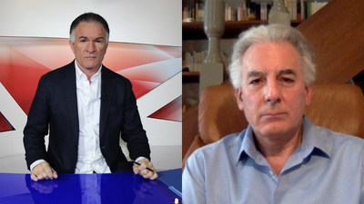 Dionisio Gutiérrez conversa con Álvaro Vargas Llosa sobre el futuro de América Latina