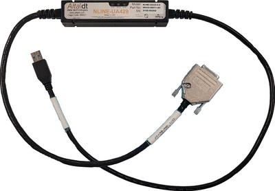 Alta Data Technologies Releases Rugged, In-Line ARINC USB 3.0 Interface