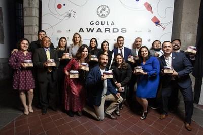 Goula Awards reconoce a las empresas y líderes que construyen una industria alimentaria con valores que benefician al consumidor y el medio ambiente