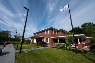 First Fisher House in Maine Dedicated at Togus VA Medical Center in Augusta