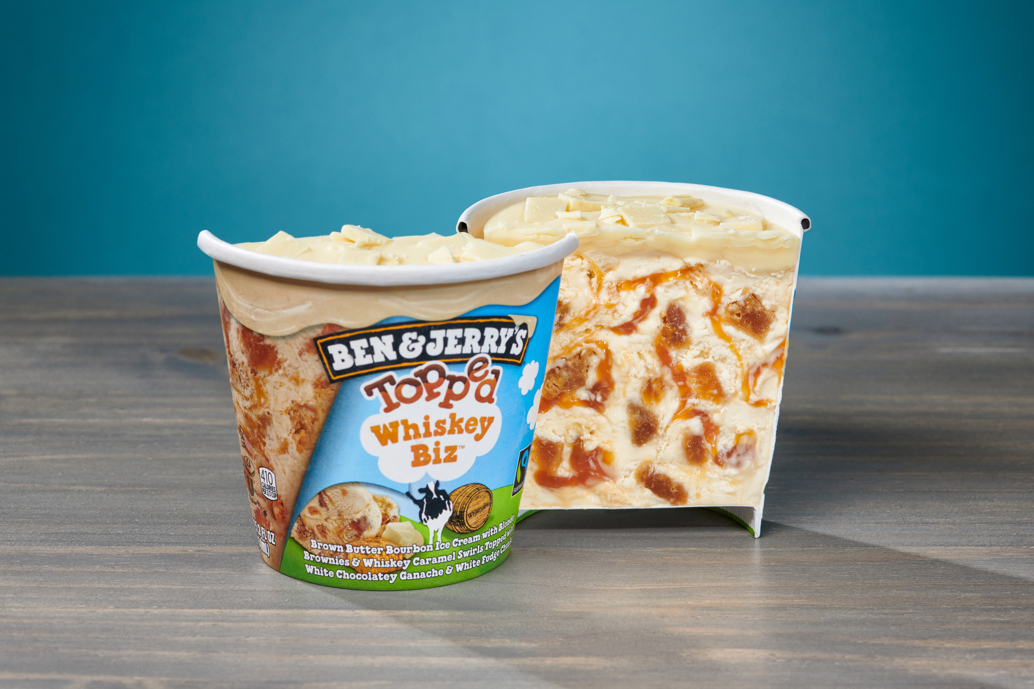 WhistlePig Whiskey and Ben & Jerry's Mix it Up with