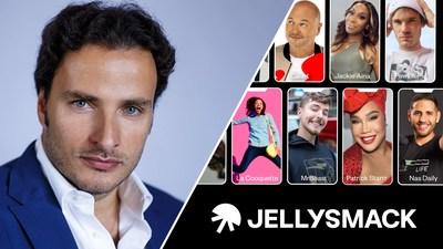 Jellysmack incorpora al exitoso ejecutivo de YouTube Youri Hazanov como director de Internacional, reforzando los planes de expansión global