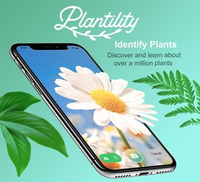 Plantility Plant Identification App Releases Plant Health Tracking