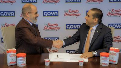 Café Santo Domingo expande su distribución en Estados Unidos tras acuerdo entre Industrias Banilejas y Goya Foods
