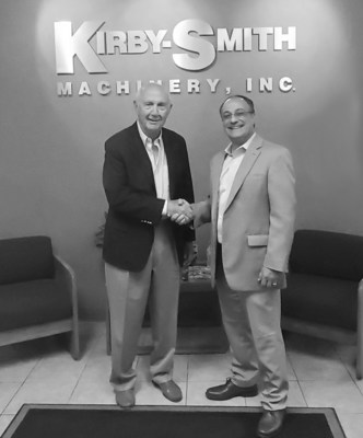 Kirby-Smith Machinery Announces New President and CEO, John Arapidis